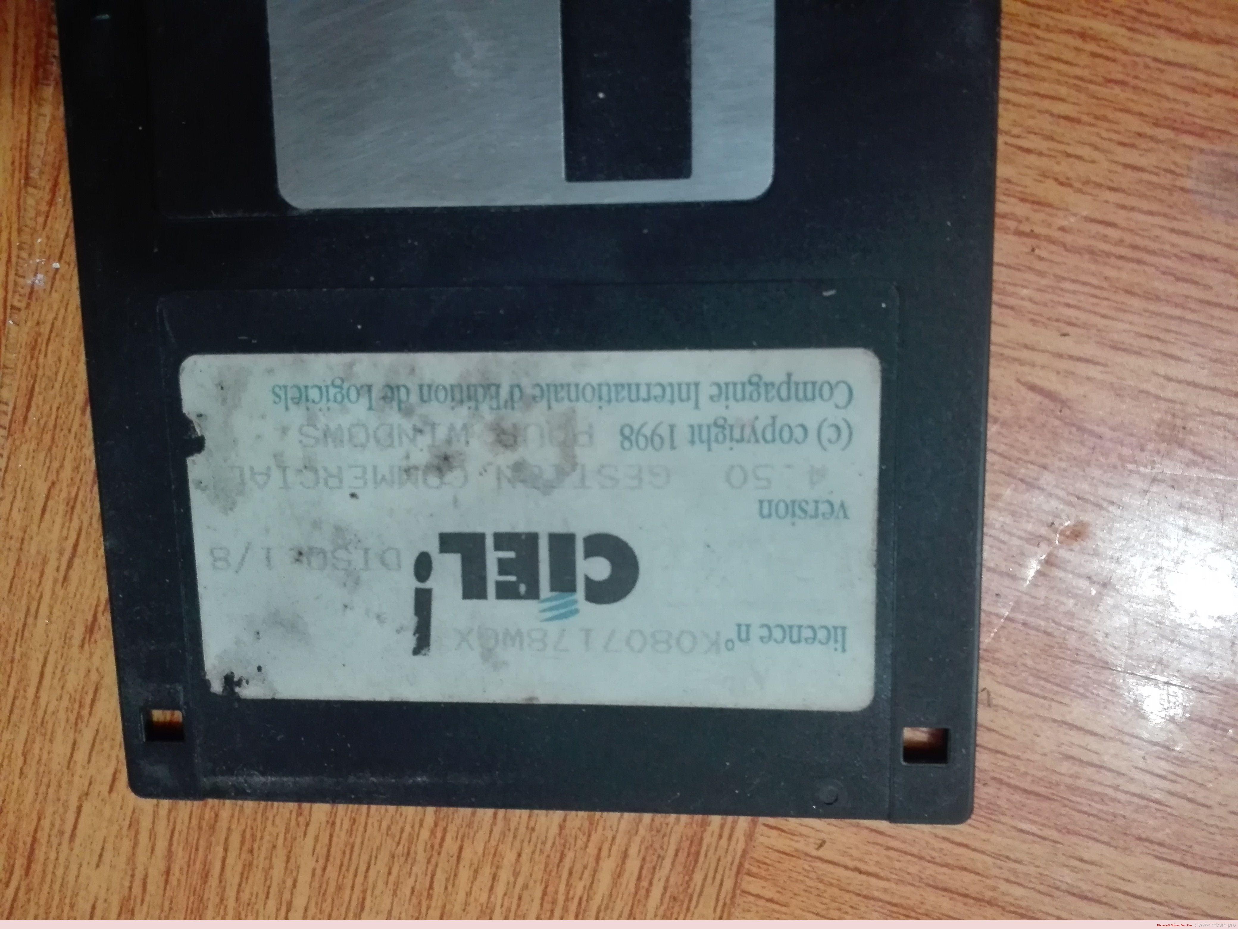 mbsm-dot-pro-mbsmpro-1998--la-premire-foie-je-touche-une-disquette-pc-et-jinstalle-un-logiciel