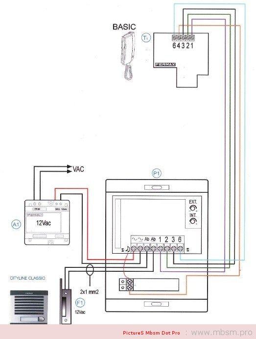 mbsm-dot-pro-mbsmpro-interphone-fermax-kit-6201-schma-et-manuel
