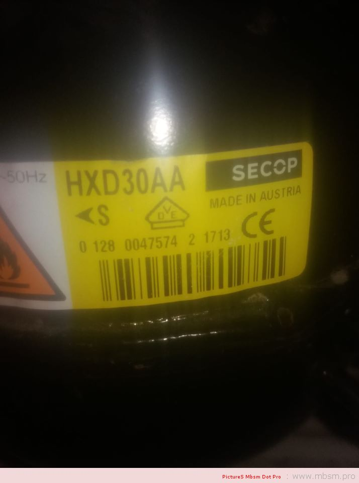 austria-reciprocating-compressor-secop-hxd30aa-004--125-hp-r600a--220v-50hz-mbsm-dot-pro