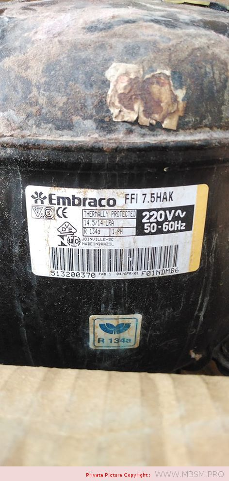 embraco-compressor-fridge-refrigerator-14hp-lbp-r134a-ffi75hak-220240v50hz-mbsm-dot-pro