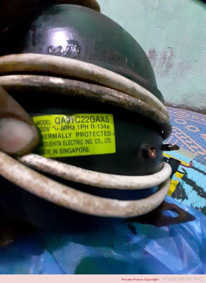 panasoniccompressors-fixed-speed-q-series-r134a-lbpqa91c22gax5-rsir--207w-14hp-mbsm-dot-pro