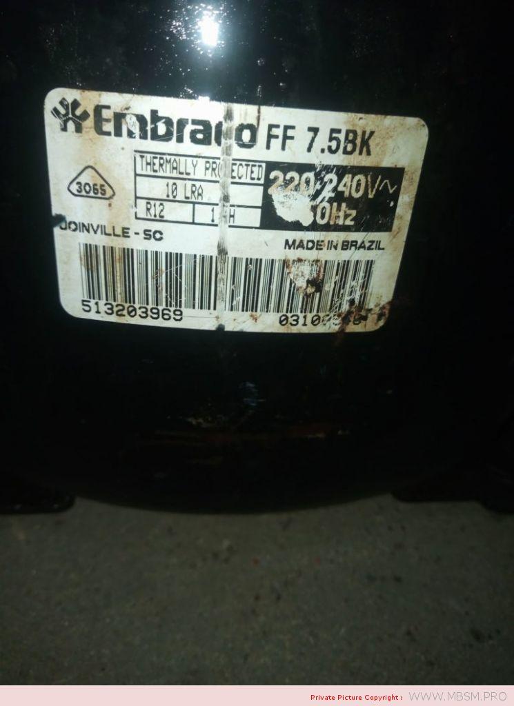 compresseur-rfrigration-embraco-ff75hbk1-ff75hbk-r12-15-hp14hp-r134a-158fh-ffc60bk-kiriazi-egypt-k-330-330l-mbsm-dot-pro