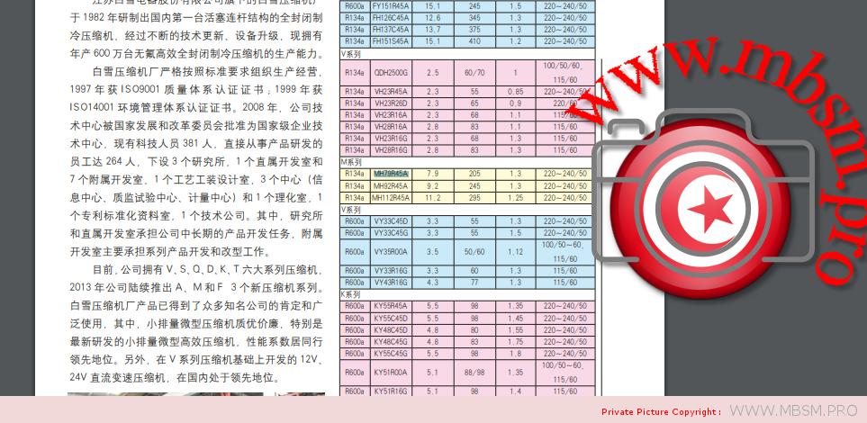 compresseur-baixue-14hp--mh79r45a-r134a-lbp-220-240v-50hz-certificatccc-ce-cb-vde-205-w-rsir-mbsm-dot-pro