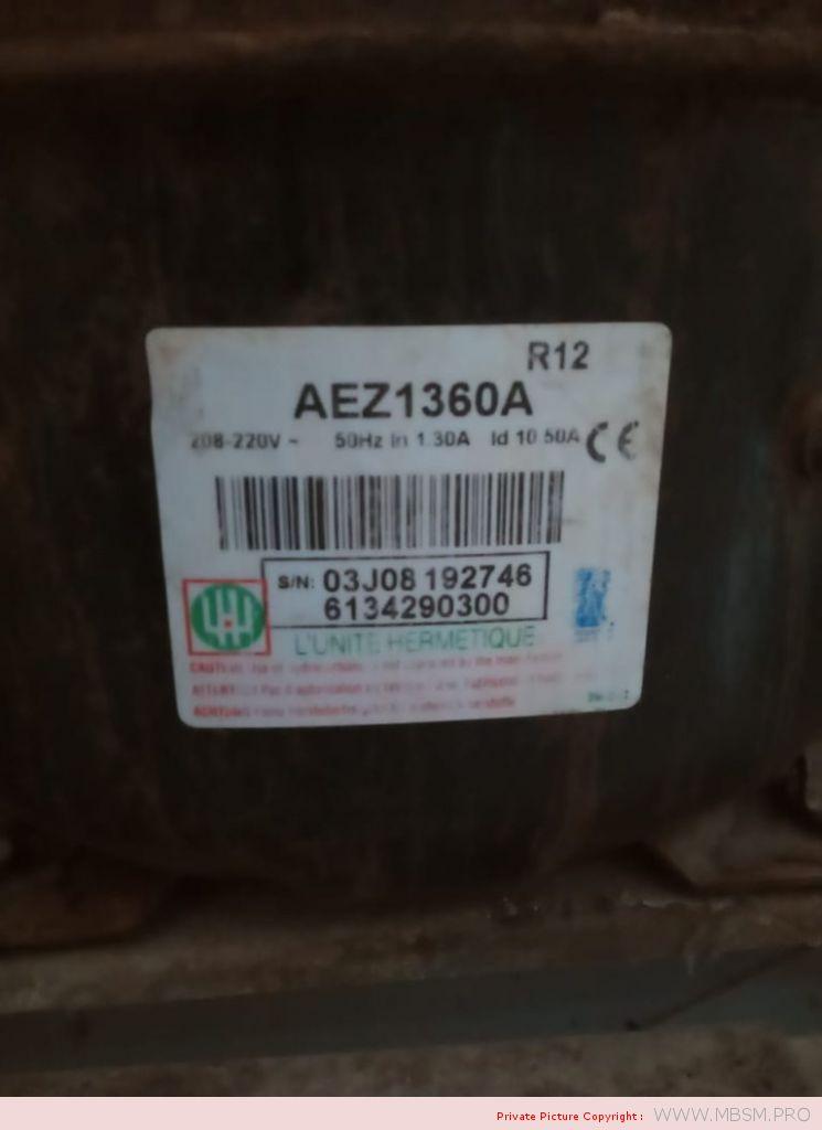 wwwmbsmpro-aez1360a-kirby-tecumseh-compressors-low-back-pressure-models-240v50ht--1ph--15hp--gaz-12a-mbsm-dot-pro