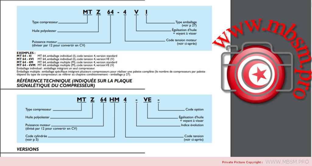 mbsmpro-pdf-nomenclature-compresseur-compresseurs-maneuropr-des-sries-mt-et-mtz-danfoss-mbsm-dot-pro