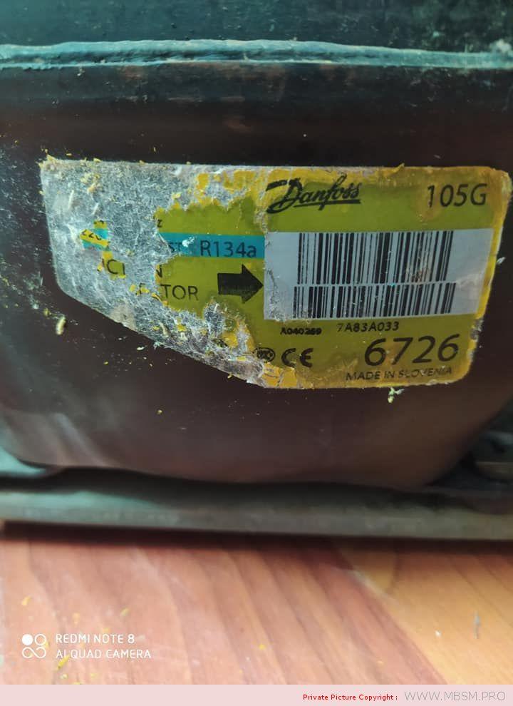compressor-nl73ft-secop-105g6726-danfoss-6726-105g-105-g-6726-105g-6726-15-hp-180w--lbp--zanussi-kiriazi-electric-company-tgv-335l-no-frost--tsv-320l-fc-83l--r134a-125g-220240v-50hz-csir-mbsm-dot-pro