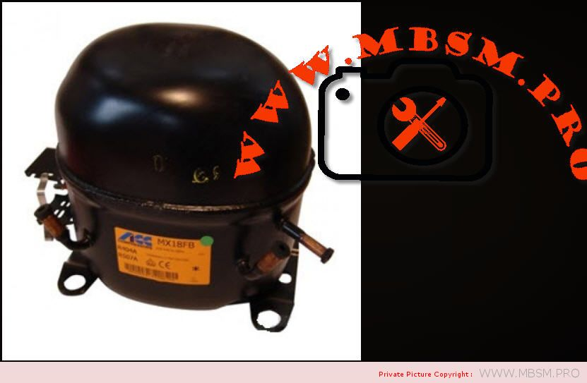 electrolux-professional-compressor-r404ar507-mx18fb-220240v-50hz-173kg-58hp-571w-mx18-fb-cubigel-lbp-hermetic-compressor-zanussi-alf1103-fridge-mbsm-dot-pro